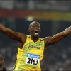 Usain Bolt Crashes Out Of 100m