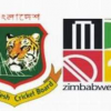 Zimbabwe Vs Bangladesh: One-off Test Preview