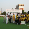 The Final Match Of The 116th Beighton Cup Tournament In Kolkata