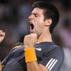 Novak Djokovic Boos The Blue
