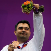 Gagan Narang wins Bronze medal at London Olympics