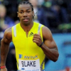 Blake beats Bolt