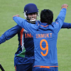 India prevails against Pakistan and enters U19 world cup semi's