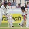 India wins first test, New Zealand forever lost in spin land