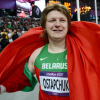 Ostapchuk Stripped off her Olympic gold