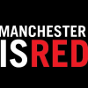 Manchester is RED today!