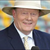 Tony Greig waves final goodbye