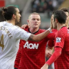Ferguson wraths over Van Persie incident. FA refuses disciplinary action.