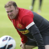 Injured Rooney out for weeks