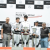 Young motorsports talents shine at Mercedes-Benz India