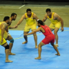 Wave World Kabaddi League: Akshay Kumar's Khalsa Warriors defeated Yo Yo Tigers