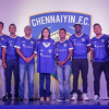 ISL: Chennaiyin FC launches jersey