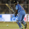 Rayudu steered a spectacular win for India