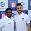 Bharat FC appoint Ian Farmery as first team physiotherapist