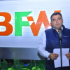 Indian shooter Gagan Narang unveils new corporate identity of BFW