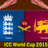 Cricket World Cup 2015: England vs Sri Lanka Preview