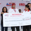 More than 8,500 participants ran in the eighth edition of 'Srei Kolkata Marathon 2015'