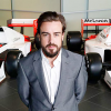 Formula One: Fernando Alonso crashes during practise