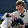 Barney Gibson, the youngest cricketer to retire at 19