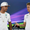 Nico Rosberg furious with 'slow' Lewis Hamilton