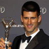 Novak Djokovic wins Laureus Sportsman of the Year