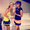 Sania Mirza and Martina Hingis win Miami Open