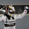 Lewis keeps Kimi's threat at bay to win Bahrain GP