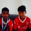 Two kids from Chennaiyin FC grassroots program awarded Reliance Foundation Young Champs scholarship