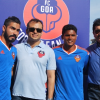 A clean sweep of Goa's beach stretch in Panaji with FC Goa