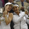 Wimbledon 2015: Sania Mirza-Martina Hingis win women's doubles final