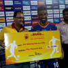 "Leo Moura bags FC Goa's ""DHL winning pass"" award"