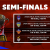 ISL 2015: The first leg of the semis is here in the capital!