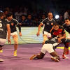 Fine start by Bengaluru Bulls; beat Delhi Dabangs 35-29