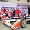 Mahindra Racing in action at the Buddh International Circuit