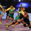 Patna Pirates beat Bengal Warriors 32-27 to remain unbeaten