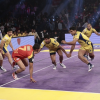 Telugu Titans rout Bengaluru Bulls 40-22
