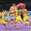 Telegu Titans registers an emphatic win over Dabang Delhi