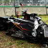 Would halo design have backfired in Alonso's crash?
