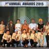 PR Sreejesh and Deepika win the Hockey India Player of the Year Awards for 2015