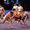 U Mumba do it again; edge Puneri Paltan 30-27
