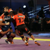 Defending champions U Mumba crushed Bengal Warriors 41-29
