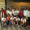 Team India return with silver from Sultan Azlan Shah Cup