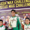 Ricky Donison wins the Asia Max Championship round 4