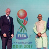 Official Emblem launched for FIFA U-17 World Cup India 2017