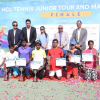 HCL Tennis Masters 2016 seeks to inspire young children