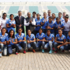 Indian Eves feliciated by Sports Ministry on winning 4th Asian Champions Trophy