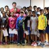 HCL Tennis Junior Masters 2016 – Visit by Stefan Hermann