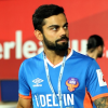 Virat Kohli in praise of FC Goa's performance against FC Pune City