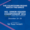 HCL announces its first ever Junior Squash Championship