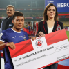 18-year-old Jerry wins Hero ISL Emerging Player of the League
